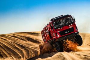 Маслата G-Energy преминават тест за рали Дакар в Саудитска Арабия