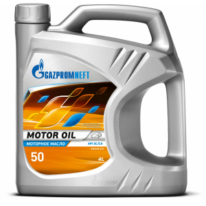 Gazpromneft Motor Oil 50