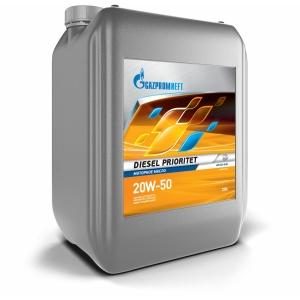 Gazpromneft Diesel Prioritet 20W-50