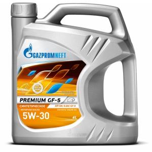 Gazpromneft Premium GF-5 5W-30