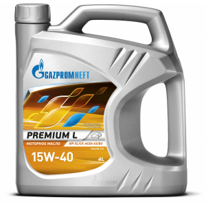 Gazpromneft Premium L 15W-40